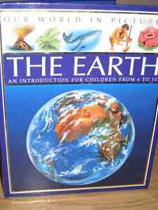 Books on Stars and Planets and the earth
