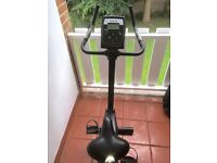 Reebok Edge exercise bike with digital display