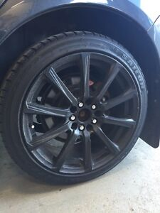 Mags RTX 17x8 5x100/114.3