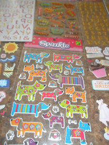 ScrapBooking Items to few to Mention $20