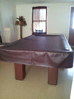 Table de billard / Pool table