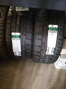 2 NEW 255/35R20 Cooper RS3-S UHP Sport Tires