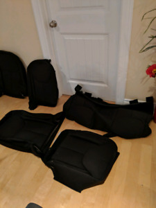 Jeep Wrangler JK (2 Door) Original OEM Seat Covers