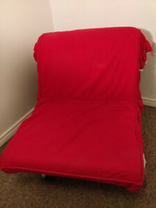 Futon chair for sale $125
