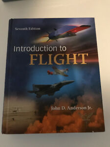 Introduction to Flight Textbook *Great Deal!*