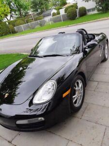 Porsche Boxster Décapotable 2008 à vendre $30,000