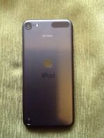 IPod touch 5th generation 32GB black with engraving