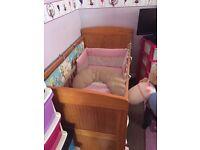Winnie cot no mattress