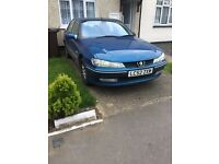 Peugeot 406 silver top ideal export