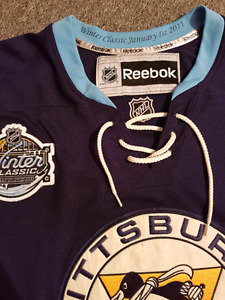 Pittsburgh Penguins Jersey 2011 Winter Classic