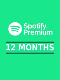 Spotify Premium 12 Months - Membership Account - 060