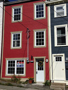 Beautiful Executive House for Rent in Downtown St. John's