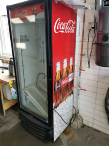Commercial Single Door Fridge - Almost New - MUST SELL