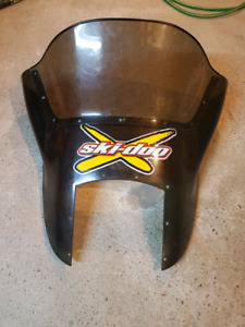 Ski-Doo windshield