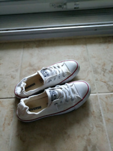 Women's Converse - sling back sneakers