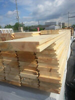 2x8 Straight TONGUE & GROOVE Pine -  CLEARANCE LUMBER SALE