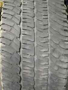 LT275/65R20 MICHELIN LTX A/T2 single tire only Edmonton Edmonton Area image 1