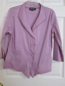 Ladies' Vivian Shyu Blouse Size XL *Brand New*
