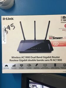 **WIRELESS AC1900 DUAL BAND GIGABIT ROUTER**