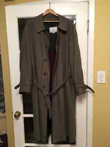 Wool & Cashmere coat/ Leather Jacket and more! West Island Greater Montréal image 8
