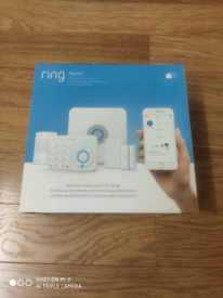 Ring Alarm 5 piece £179 + Accessories (optional) BRAND NEW £165