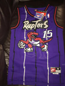 NBA TORONTO RAPTORS - CARTER - Classics Swingman Jersey - SMALL
