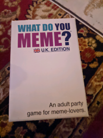 What do you meme game for sale - cards against humanity makers