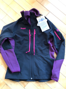 Manteau de ski de fond ou Touring