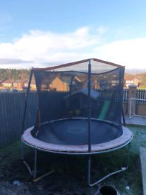 Free 10ft trampoline