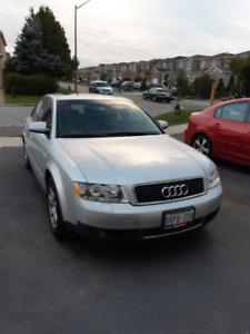 2003 Audi A4 Excellentrunning condition