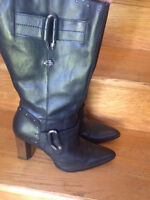 Ladies Harley Davidson Boots - Size 10