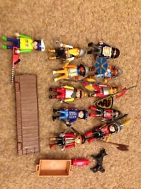Playmobil Figure Collection