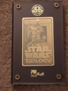 24k Gold - Star Wars Limited Edition 1996