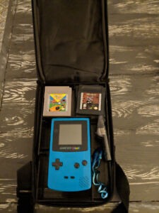 Like New Gameboy Color Pack