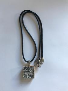 Scrabble Tile Necklaces
