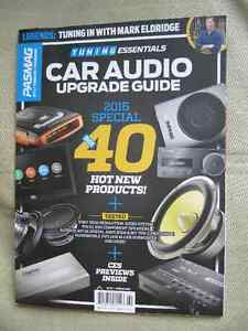 Performance Auto & Sound back issue magazines