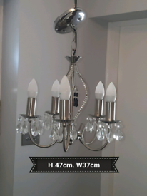 ☆Price Drop Must Go☆5 Candle Light Chandalier