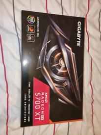 Gigabyte AMD Radeon 5700 XT Gaming OC 8GB