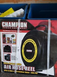 Air Hose and Retractable Reel