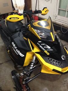 2013 Skidoo MXZ RS 600 Really Clean