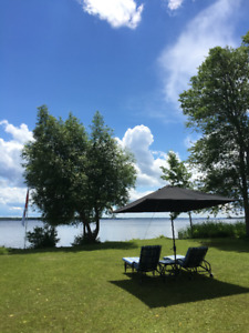 Beautiful Private Island Getaway on Pigeon Lake!