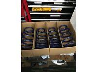 Vauxhall corsa d h&r lowering springs