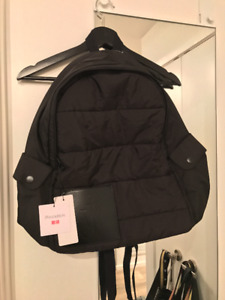 JW Anderson Uniqlo Black Backpack