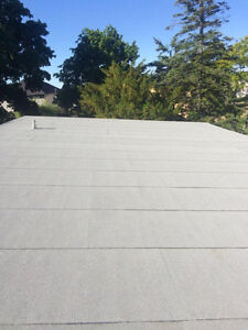 Flat Roof leaking? Let us help you, protect your investment! London Ontario image 7