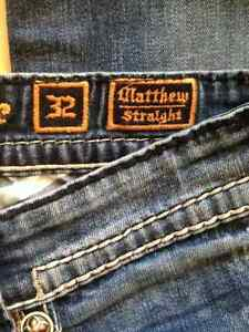 Rock revival jeans 32 Matthew *likeNew* Prince George British Columbia image 7