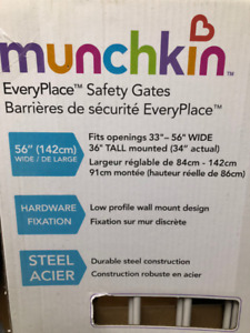 Muchkin Anywhere Safety Gate