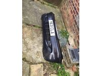 Mercedes a class front bumper £25 in vgc breaking compleat car