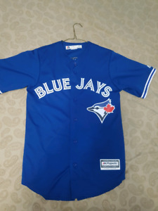 Official Toronto Blue Jays Russell Martin Jersey Size Small