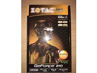 Zotac GeForce GT 210 PC Graphic Card
