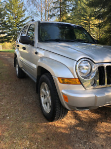 2005 Jeep Liberty Limited REDUCED